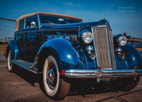 Уникальный музей ретро-автомобилей на Вираже